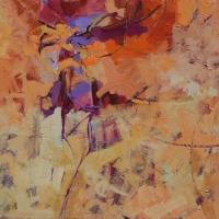 Meander_6_acrylic_canvas_30x40_copyright_Cheryl_D_McClure