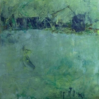 Annotation-From-the-other-side-oil-panel-30x30x2-copyright-cheryl-d-mcclure