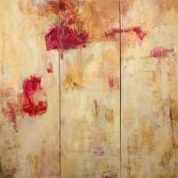 Cadence-Red-oil-panel-60x60-copyright-cheryl-d-mcclure