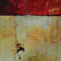 Antica_1_acrylic_canvas_40x30_copyright_Cheryl_D_McClure