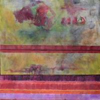 bands-36x24x2-encaustic-oil-panel-copyright-cheryl-d-mcclure