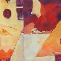 escarpment_4-5_diptych_acrylic_2canvases_40x70_copyright_cheryl_d_mcclure