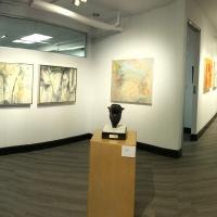 2017 Cerulean Gallery Show-installation
