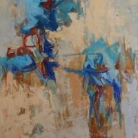 Configuations-Blue-1-40x40-acrylic-canvas