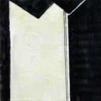TUX-12x12-encaustic-panel_copyright-cheryl-d-mcclure
