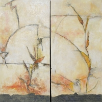 almost_winter_diptych_mixed-media_48x48_copyright_cheryl_d_mcclure