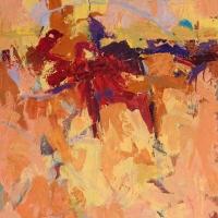 Raw-Terrain-acrylic-canvas-30x24-copyright-cheryl-d-mcclure