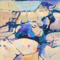 patchwork_umbria_acrylic_canvas_40x30_copyright_cheryl_d_mcclure_2009