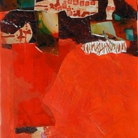 celebration_of_red_acrylic_collage_paper_copyright_cheryl_d_mcclure